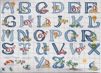 alphabet moyen de transport